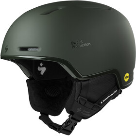 Sweet Protection Looper MIPS Casco Uomo, matte highland green